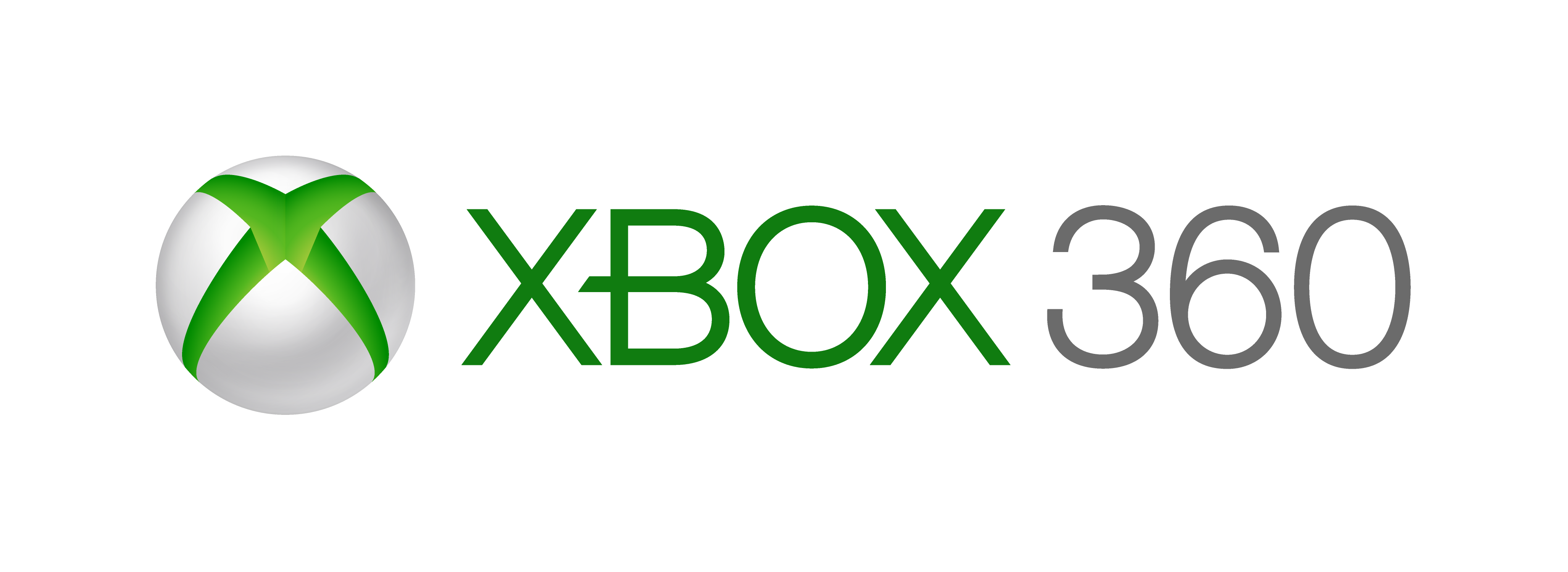 Xbox 360 logo PNG Transparent