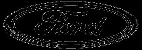 Ford logo black png