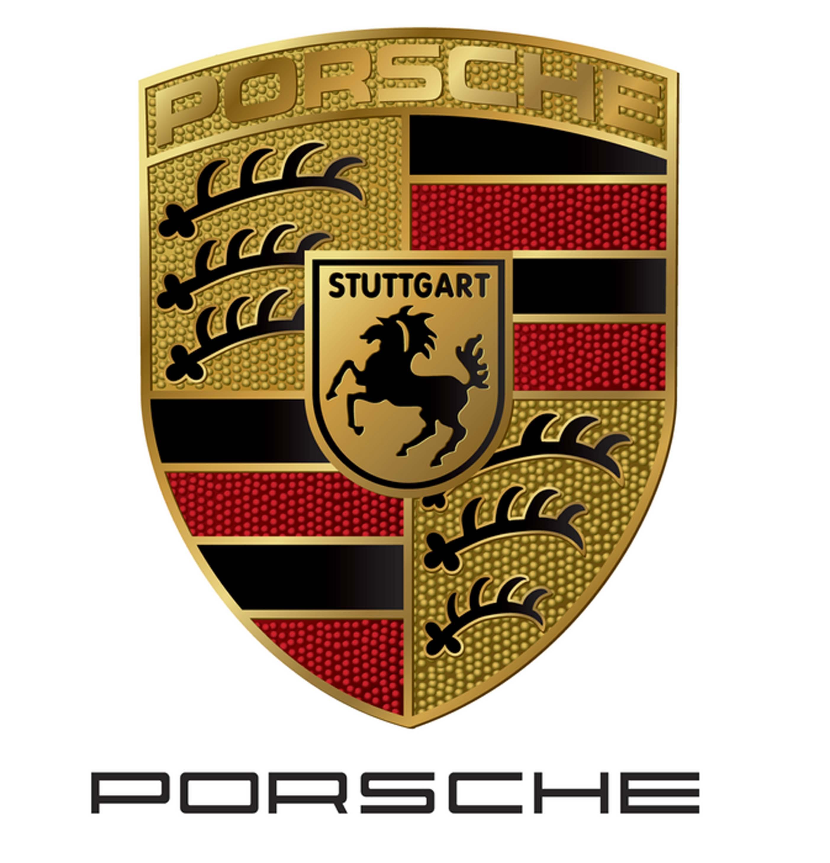 Porsche Crest best logo download