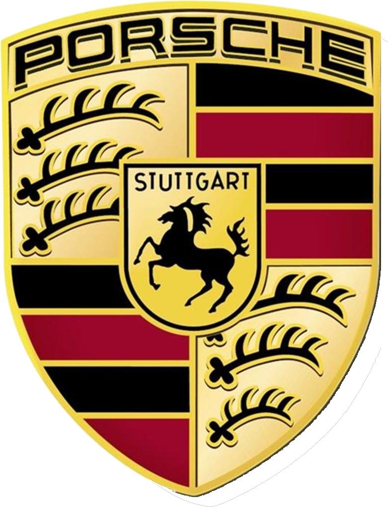 Porsche Logo vector png