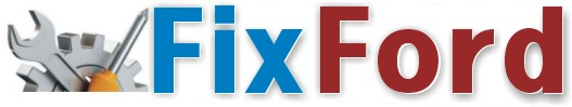 FixFord.com Logo