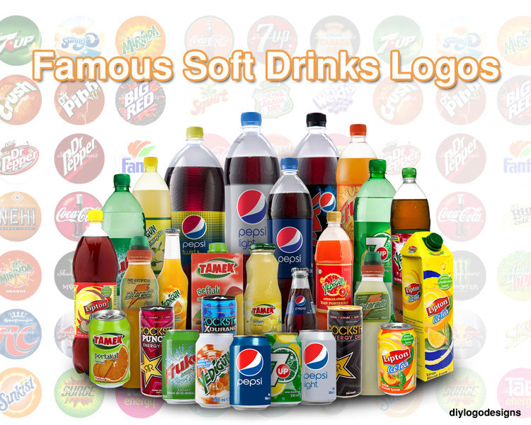 26 top famous soft drinks logos for inspiration diy logo designs rh diylogodesigns com fizzy drink logos soft drinks logo quiz